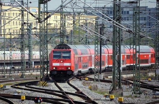 Verspätungen und Zugausfälle im Regionalbahnverkehr