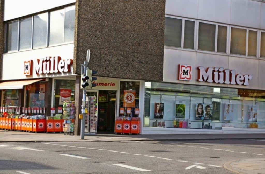 Drogeriemarkt Müller Konstanz
