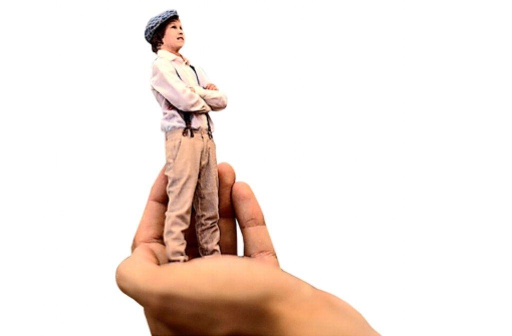 Die Hamburger Firma Twinkind stellt Figuren nach dem Vorbild echter Menschen an. In einer Bildergalerie zeigen wir weitere Beispiele für 3-D-Anwendungen, die auch im Text genannt werden. Foto: Twinkind