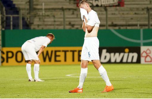 Heidenheim verliert in Wiesbaden – Darmstadt dreht 0:2