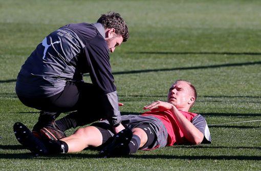 Holger Badstuber fällt verletzt aus