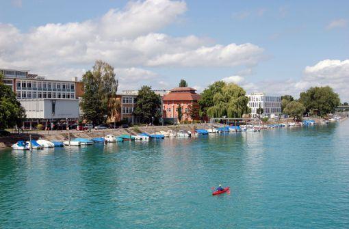 Razzia wegen Zulagenaffäre  an Hochschule Konstanz