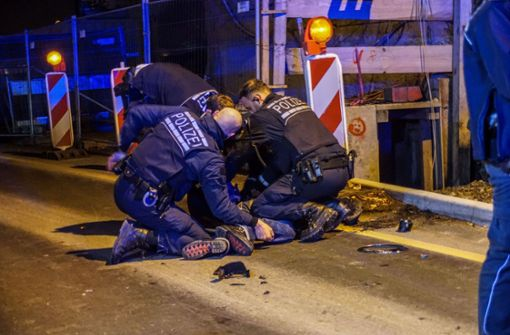 Sanitäter: Polizeiopfer verhielt sich respektlos