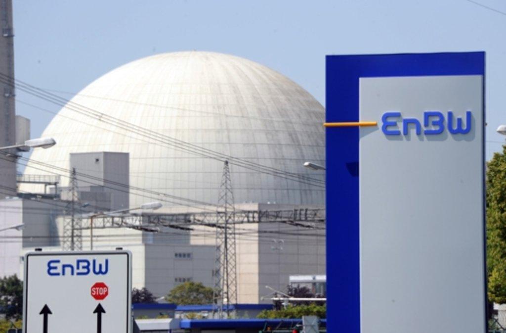 Das Atomkraftwerk Philippsburg Foto: dpa
