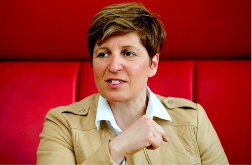 Gegenspielerin von Minister Hermann: die CDU-Abgeordnete Nicole Razavi Foto: dpa