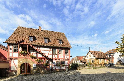 Wohnen und Arbeiten im Schmuckkästlein