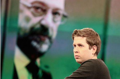 Juso-Chef Kühnert: Schulz' gefährlichster Gegner