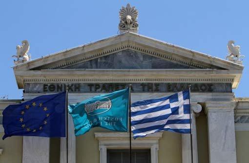 Der Schuldenschnitt in Hellas rückt näher