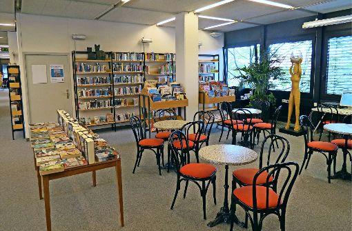 Die Stadtbibliothek wächst um 200 Quadratmeter