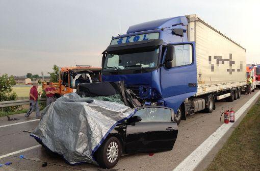 Gericht verurteilt Lastwagenfahrer wegen fahrlässiger Tötung