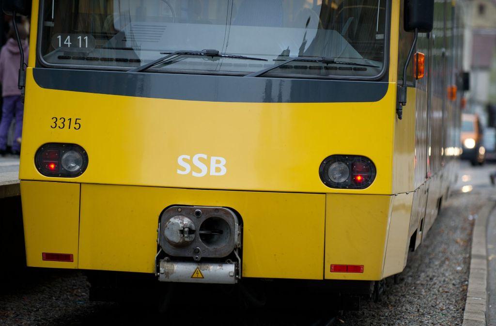 In der Ludwig-Jahn-Straße in Nellingen soll die Stadtbahn nach dem Willen der Ostfilderner Verwaltung auf keinen Fall oberirdisch verkehren. Foto: dpa