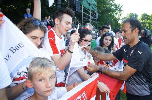 VfB-Fans zwischen Euphorie und Nüchternheit