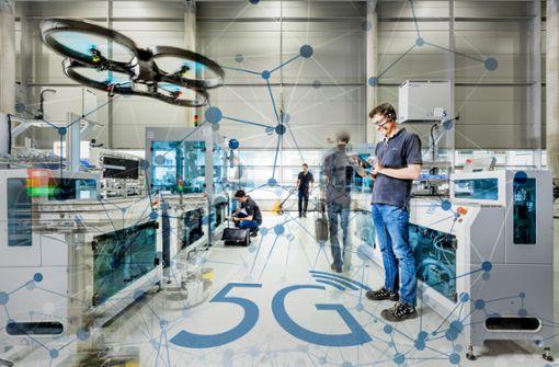 Land gibt Starthilfe für firmeneigene 5G-Netze