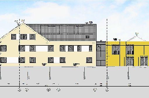 Wohnheim für psychisch Kranke geplant
