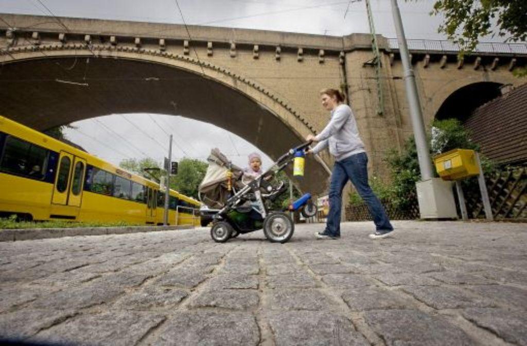 Der Nordbahnhof soll lebenswert bleiben. Das ist Vereinsziel. Foto: Michael Steinert