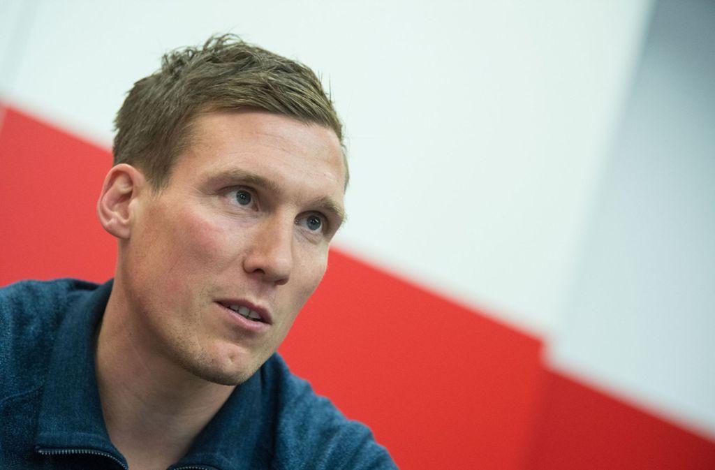 Einst Coach beim VfB Stuttgart und beim Hamburger SV – derzeit TV-Experte: Hannes Wolf. Foto: dpa/Marijan Murat