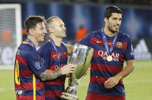 Barcelona gewinnt mit 5:4 gegen Sevilla