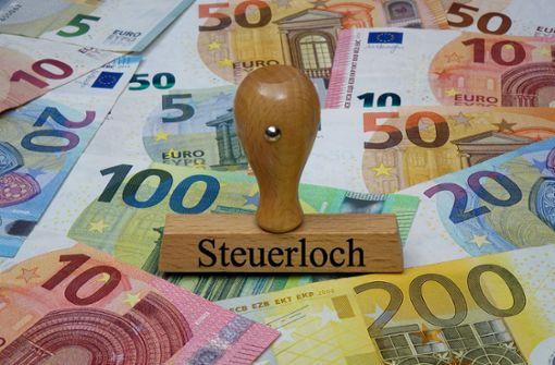 Wie groß werden die Steuereinbrüche in Baden-Württemberg?