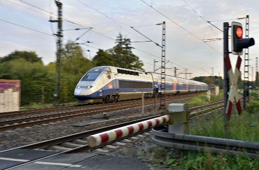 Bahn meldet: Züge rollen wieder