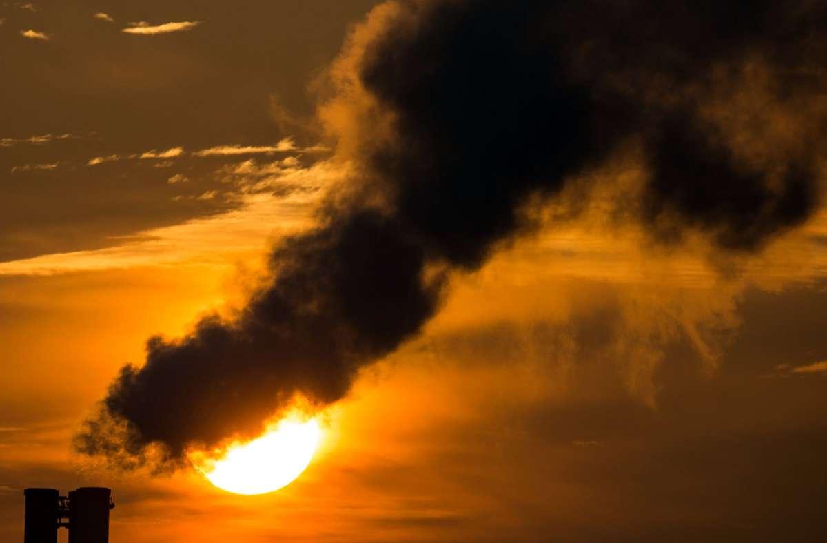 Das Bundeskabinett hat am Mittwoch das neue Klimaschutzgesetz beschlossen, das deutlich verschärfte Klimaziele enthält (Symbolbild). Foto: dpa/Patrick Pleul