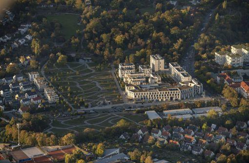 Erkennen Sie Stuttgart von oben?