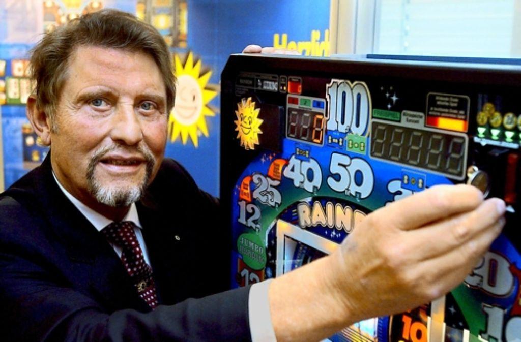 """Partner der FDP: """"Glücksspielkönig"""" Paul Gauselmann Foto: dpa"""