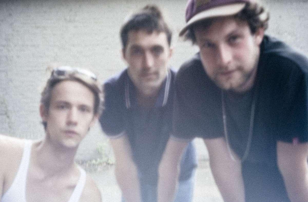 Die Band AnnenMayKantereit im Corona-Jahr 2020: Henning May, Christoph Annen und Severin Kantereit  (von links) Foto: artin Lamberty