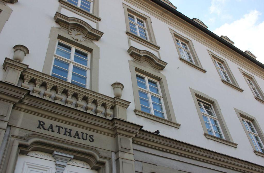 Mit dem Haushalt für 2019 will  Ludwigsburg auch auf die  Wohnungsnot und drohende  Fahrverbote reagieren. Foto: Pascal Thiel