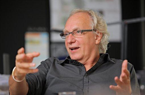 """Der Essener Politik- und Kulturwissenschaftler Claus Leggewie tadelt den Versuch der Populisten, """"die Völker Europas gegen den Merkelismus zusammenzurotten"""". Foto: Lichtblick"""