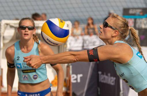 Streit im Beachvolleyball landet vor Gericht