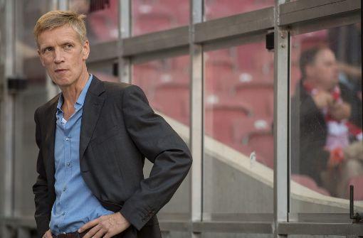 Das waren die Manager beim VfB Stuttgart