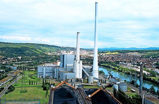 Neckar könnte der Stadt künftig einheizen