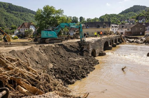 Bewältigung der Flut-Katastrophe soll kein Superspreader-Event werden