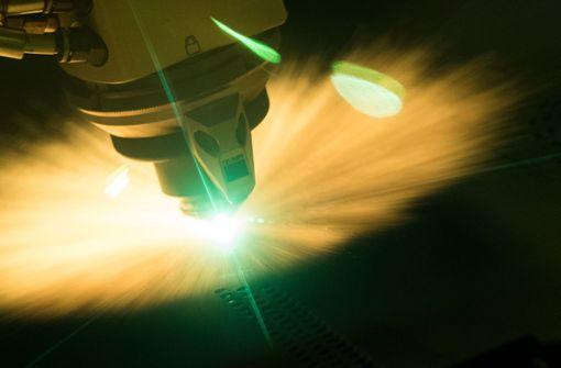 Maschinenbau sieht Chancen auf Besserung der Lage