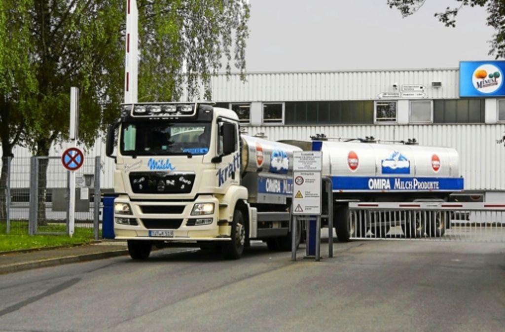 Das Omira-Werk in Rottweil soll 2014 schließen. Foto: Schwarzwälder Bote / Anja Schmidt