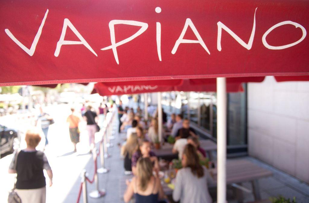 Vapiano musste im vergangenen Jahr 101 Millionen Euro Verlust verkraften. Foto: dpa