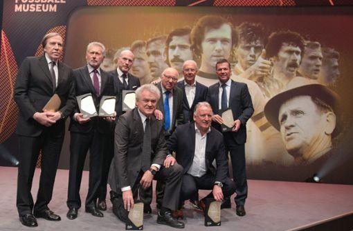 Fünf Neue für die Hall of Fame