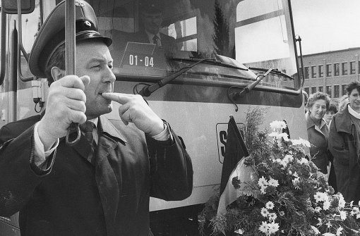 30 Jahre Stadtbahn in Vaihingen