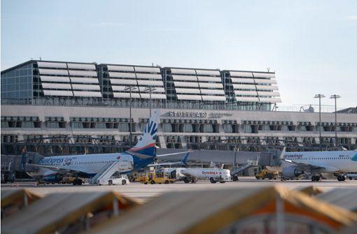 Flughafen: Die Erholung könnte rund  vier Jahre dauern