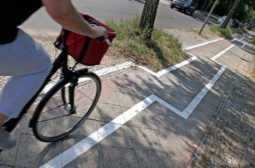 Berühmter Zickzack-Radweg wird beseitigt