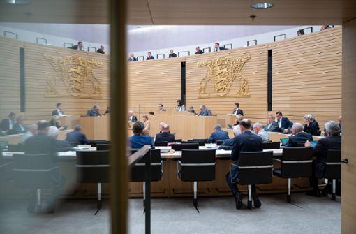 Streit um Milliarden-Schulden im Landtag spitzt sich zu