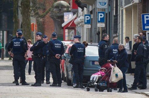 Erneut Anti-Terror-Einsatz in Belgien
