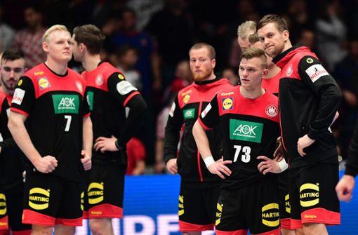 Kopf hoch, deutsche Handballer!