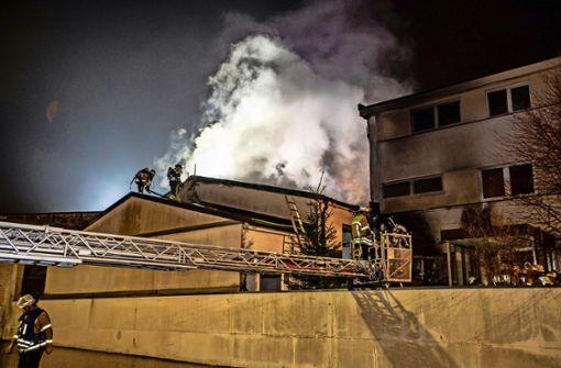 Warum ein Haus zweimal in der gleichen Nacht brennen kann