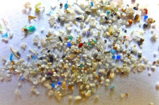 So vermeiden Sie Mikroplastik