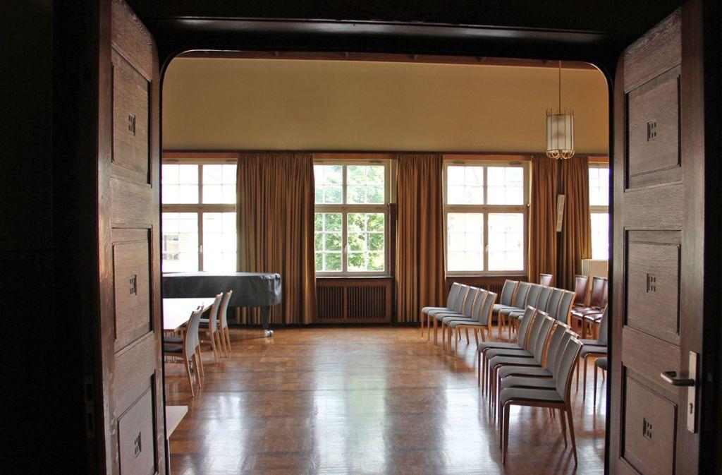 Im Mai bleiben nicht alle Sitzungssäle in Stuttgart leer. Foto: Torsten Ströbele