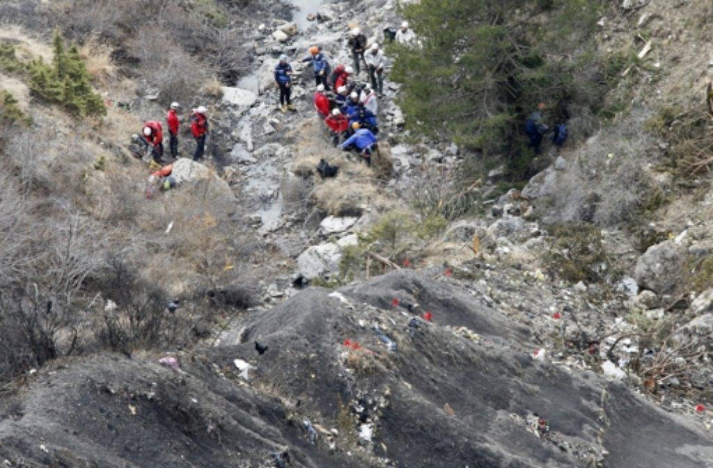 Andreas L., Co-Pilot der Germanwings-Maschine 4U9525, hatte sich offenbar über Selbstmord informiert.  Foto: EPA