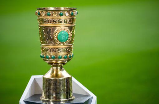 Achtelfinale im DFB-Pokal exakt terminiert