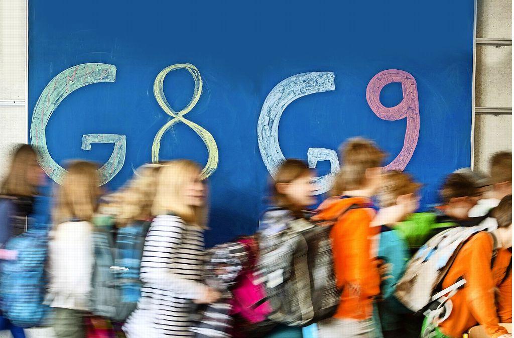Die drei G9-Schulen in Stuttgart mussten Bewerber abweisen. Foto: dpa