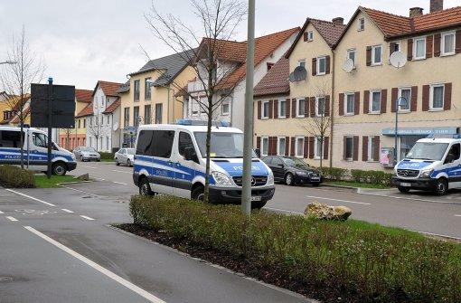 Polizei tritt weiter verstärkt auf